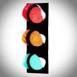 300mm Full Ball Traffic Light