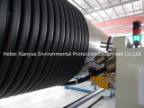 Large Diameter HDPE/PP Structured- Wall winding Pipe Production Line
