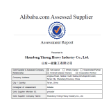 Alibaba and BV Certificate