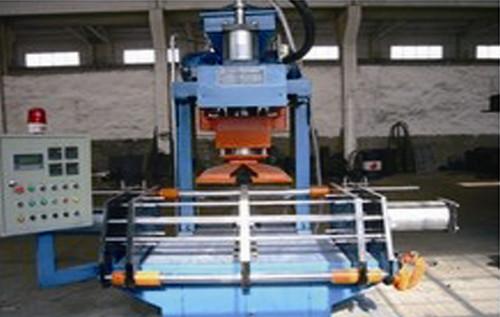 Shell molding machine