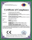 CE certificate for Mini300