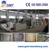 PVC Fauk mable sheet extrusion line