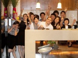 In 2017.6 Dinner Party on ShenZhen Fourseasons Hotel China