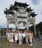Travel to Xidi & Hongcun Village in south of Anhui province