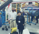Successful Conclusion Shanghai CeMAT EXPORT Exhibition