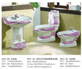 Best price/ best sell sanitary ware one piece toilet (0001-5)