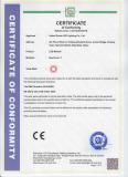 LED Module CE Certification 2015