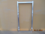 Portable galvanized cattle race bow