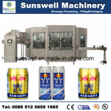 Red Bull Energy drinks Filler Equipment