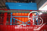 May 2016 Inclined tube thickener TY-5m3 Delivery to Anshan