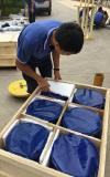 Packing Before Shipment