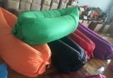 Mass goods about lazy bag