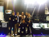 we are in TCT(shanghai)