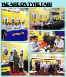 DOUBLEROAD Tire Exhibitions