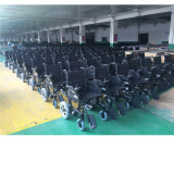 E-wheelchair workshop