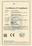 CE Certificate for CCTV Testers