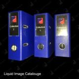 Liquid Image liquid print pva film catalog books