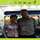 Canton Fair with Client