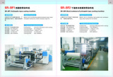 Antiseptic waterproof butyl tape coating machine