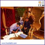 2007 Inida customer visit HOOHA