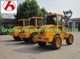ZL15F wheel loader with truck tyre