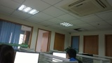 view of our office