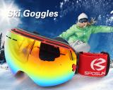 frameless ski goggles