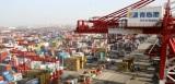 Adjacent to Qingdao port