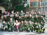 Yueshen 8th Anniversary (2011) -- Field training at Huadu Furongzhang Resort