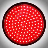 300mm Red Ball Traffic Light Module