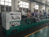 Client in our factory