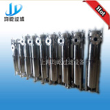 Stainless Steel Water Recycling Multi Bag Filter Made in China
