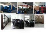 Comfortable environment, hard working people