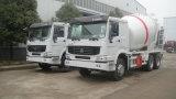 8CBM Sinotruk Howo Euro 4 Concrete Mixer Truck for Myanmar