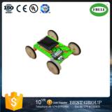FBDIY-car customized toy intelligent children diy puzzle small model car toy