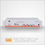 LPA-40M Pre-Amplifier PA 4zone Serise Catalogue