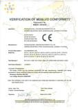 Calender CE certification