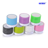 Portable Smart Mini Wireless Bluetooth Speaker with LED Light