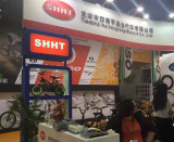 May. 2016 Shanghai Bicycle Fair