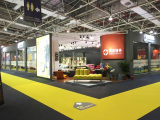 Attend to the Internatonal Famous Furniture Fair(Dongguan Houjie Show) every year