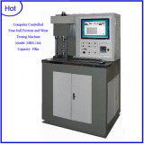 Computer Controlled Hydraulic Four-Ball Friction and Wear Testing Machine