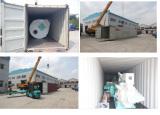 2014.09 500kg/h( MZLH350) Wood Pellet Line Export to Netherland