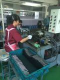 gas spring producing machine