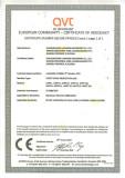 PET strap production line CE certification