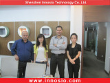 Iran Agent visit our company