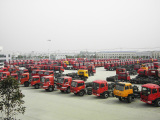 semi trailer products exhibition