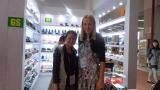 The Ukraine Client Visit in 112 Carton Fair