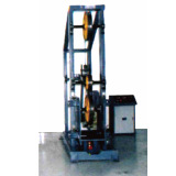 Steel wire rope fatigue testing machine