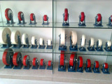 Sample Room of Globe Caster New Factory