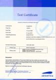 EN 559 Certificate